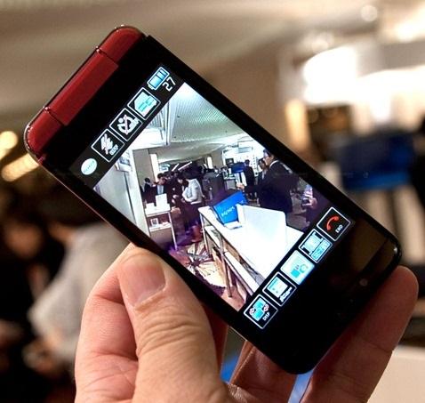 Celular con cámara