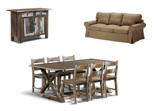 Cómo vender mis muebles viejos