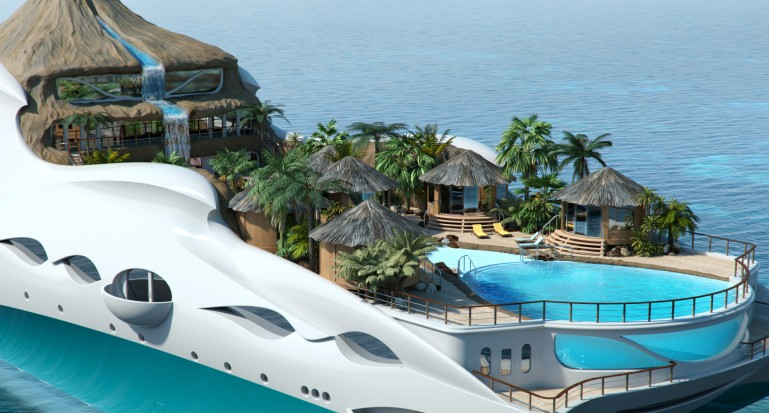 Yate Tropical Island Paradise